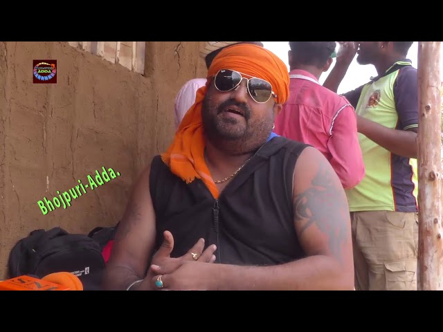 Bhojpuri Film 'Vijeta' On location shoot and Interview with Star Cast