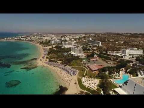 TOP Cyprus Beaches: Limnara Beach (Kermia Beach) - 4K