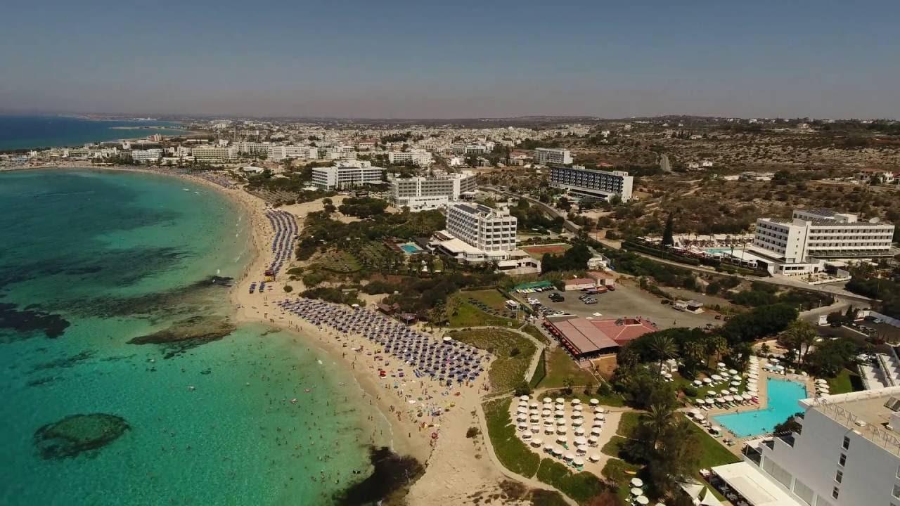 Top Cyprus Beaches Limnara Beach Kermia Beach K