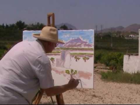 Curso De Pintura Al óleo Introducción Para Iniciantes Español Youtube