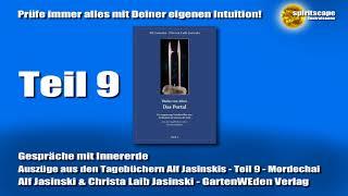 Gespräche mit Innererde - Teil 9 - Mordechai (Alf Jasinski & Christa Laib Jasinski)