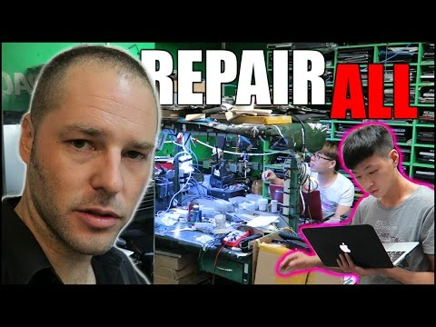 Fix ANY Laptop in China!