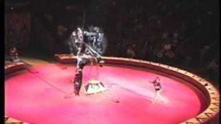 видео Артисты - Большой Московский цирк на Проспекте Вернадского