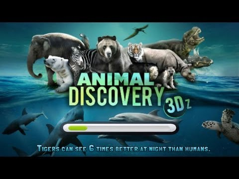 Animal Discovery 3D for Android & iOS GamePlay