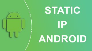Static IP android | How to set…