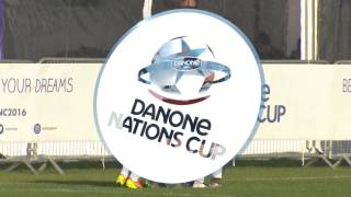 Indonesia vs Argentina - 1/8 Final - Highlight - Danone Nations Cup 2016