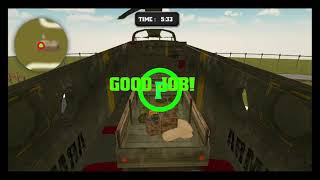 Offroad Army Cargo Truck Hill Drive(By The Game Max Studio) Android Gameplay[HD]