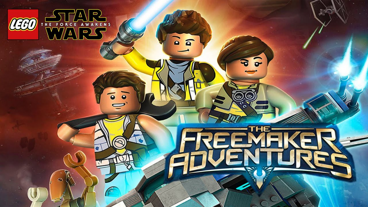Lego Star Wars The Force Awakens The Freemaker Adventures Dlc