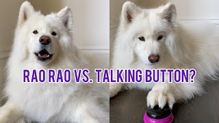 Rao Rao vs. Talking Buttons!