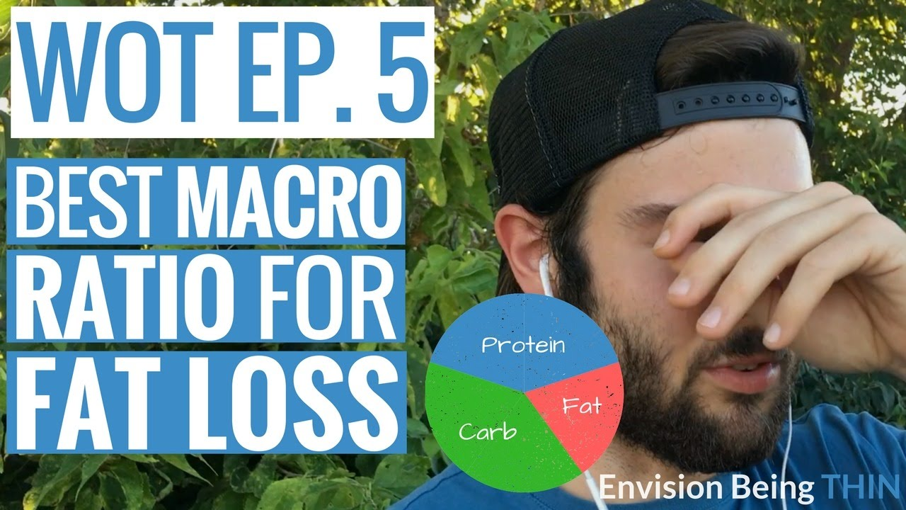 Is This The Best Macronutrient Ratio For Fat Loss Youtube