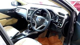 Honda City Automatic Interior 2017 Model