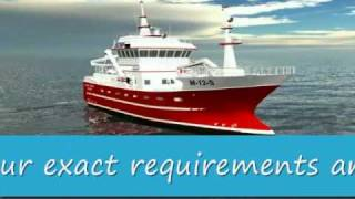 Norwegian Fishing Vessels Built In Canada