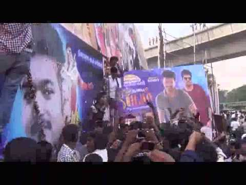 Veeram and Jilla Theater Celebration Video