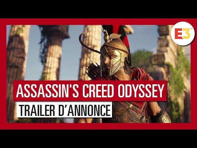 Assassin's Creed Odyssey accueille une lourde mise à jour