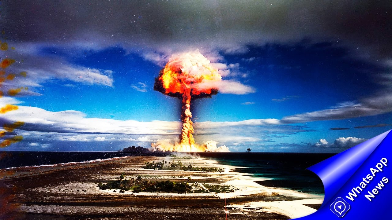 an argument that nuclear bombs should be banned completely in this world Because nuclear weapons are so big, they are hard to use in a discriminating way drop one bomb and you are almost guaranteed to kill far more people than is militarily necessary.