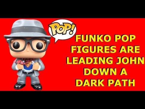 Funko Pop Figures Are Leading John Down A Dark Path   Botsquad Video Podcast Episode 60