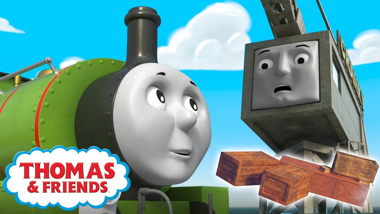 Thomas & Percy Learn Why It's Good to Clean Up | BRAND NEW | Learn with Thomas | Thomas & Friends™