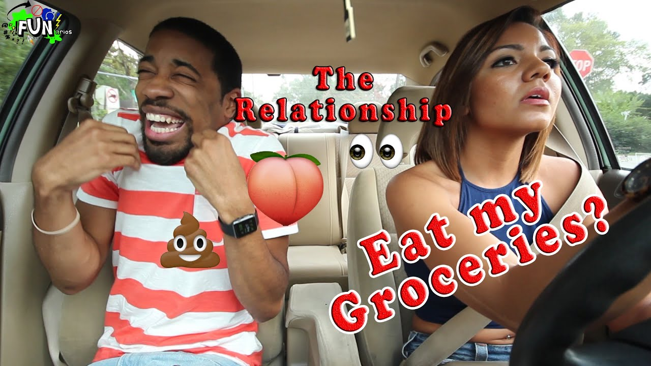 ass eating conversation: relationship problem #1 - youtube
