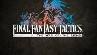 FINAL FANTASY TACTICS®  THE WAR OF THE LIONS - An Inside Look (Part 5)