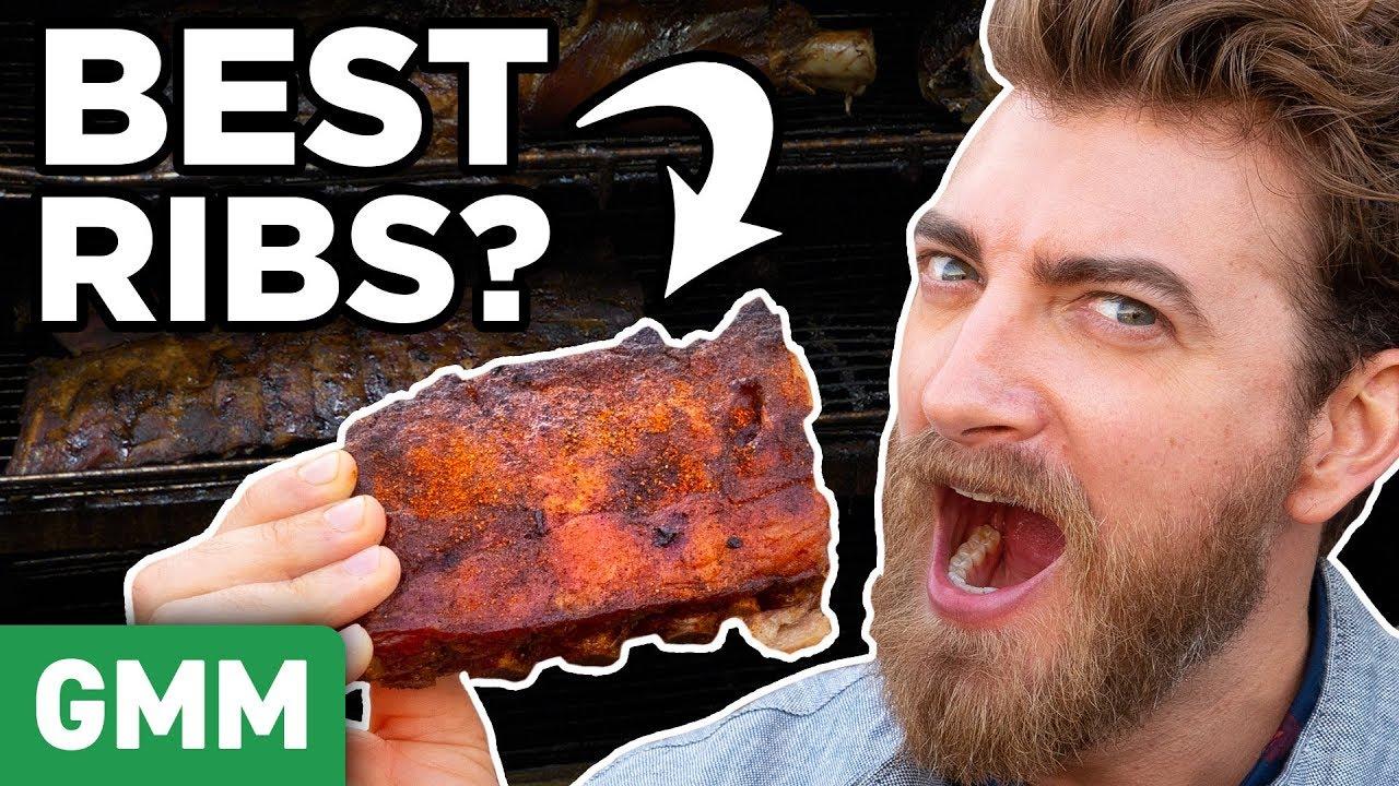Memphis BBQ Ribs Taste Test