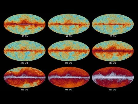 Echoes of the Big Bang - Professor Carolin Crawford