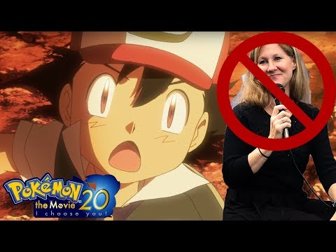 Veronica Taylor Will NOT Be Voicing Ash Ketchum in Pokemon The Movie: I Choose You
