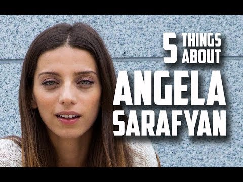 5 Things You May Not Know About Angela Sarafyan