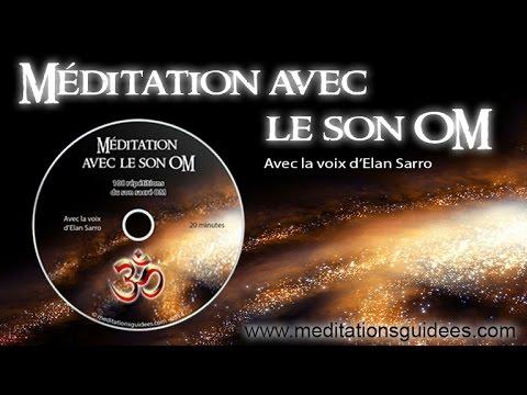 Méditation avec le son OM - YouTube