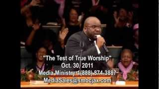 The Test of True Worship(McDonalds French Fries)-Pastor H.B. Charles Jr.