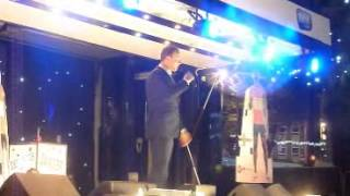 Russell Watson : Preston Christmas Lights Switch-on (2#xlso) : 17Nov2012