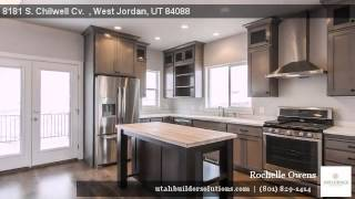8181 S. Chilwell Cv. West Jordan, UT