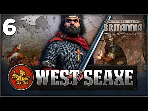 OATHBREAKER! Total War Saga: Thrones of Britannia - West Seaxe Campaign #6