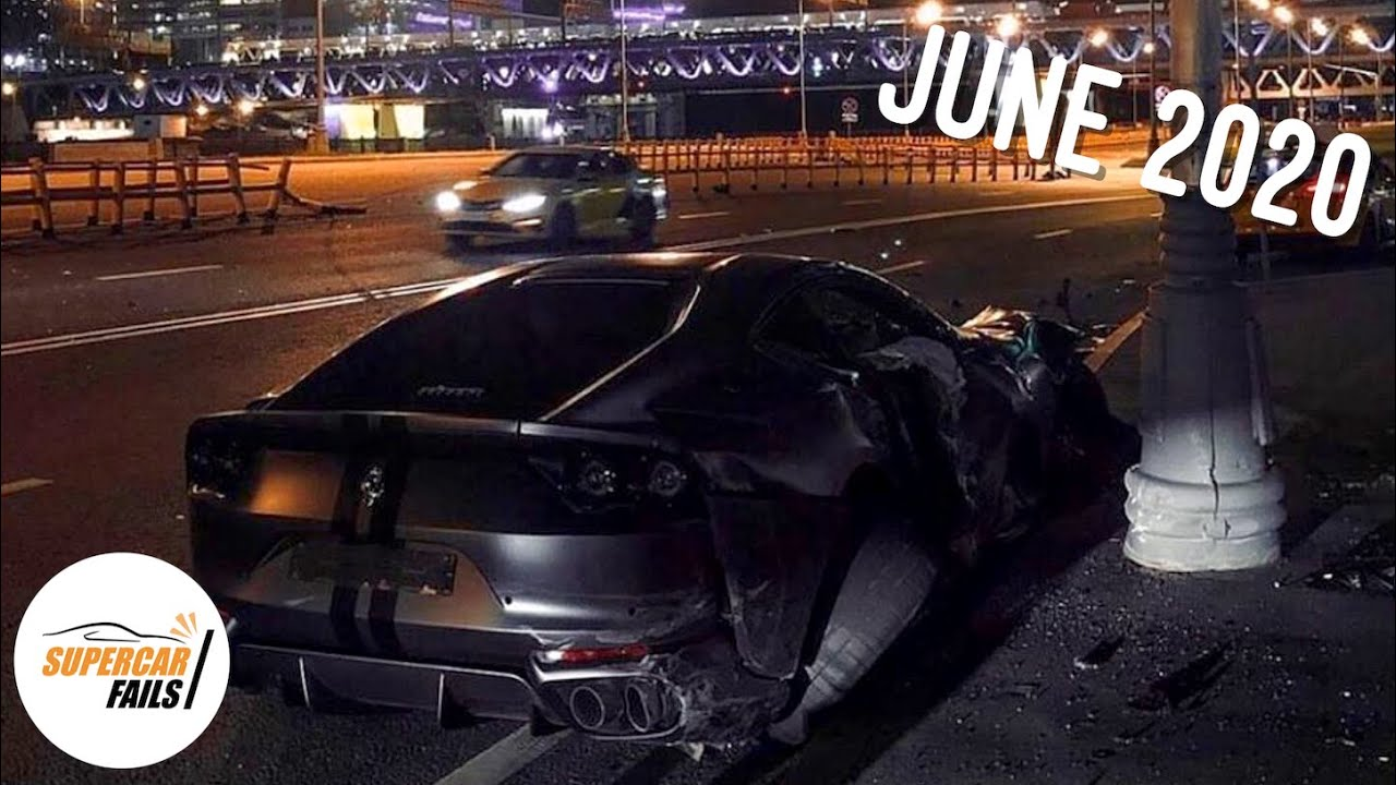 Supercar Fails - Best of June 2020