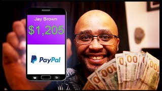 How to Make $1000 a Day for FREE! Android or iPhone Money Making Apps (2018)!