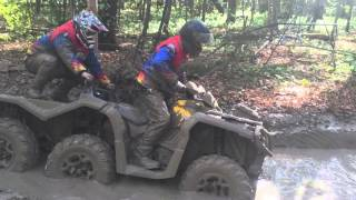 CAN AM BRP 6X6