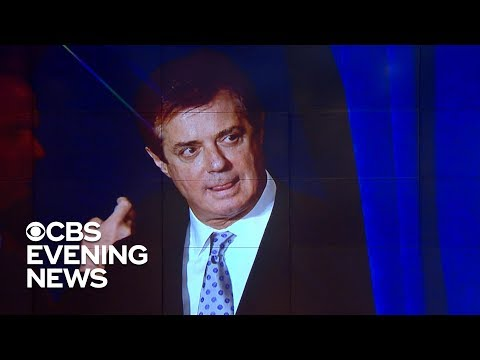 Court filing reveals Manafort accused of shared polling data with Russian operative
