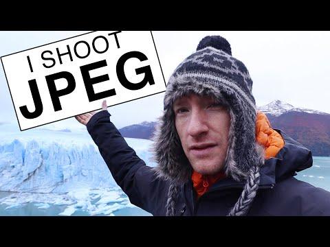 I Shoot JPEG