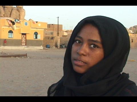Women of Aswan, Egypt and Ethiopia