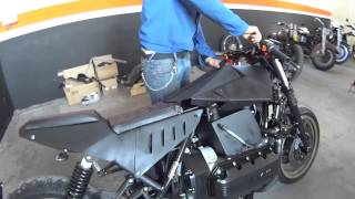 """BMW k100 special STEALTH  by """"Street Bull"""""""