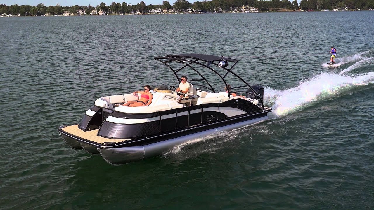 Mercruiser Inboard/Outboard Stern Drive Pontoon Boats 2575 ...