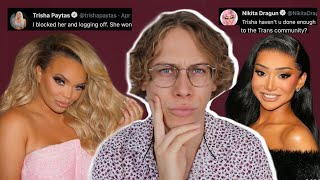 Trisha Paytas & Nikita Dragun's Massive Fight Explained