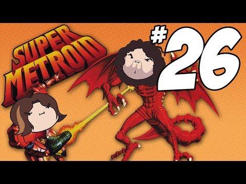 Super Metroid: Found My Way - PART 26 - Game Grumps
