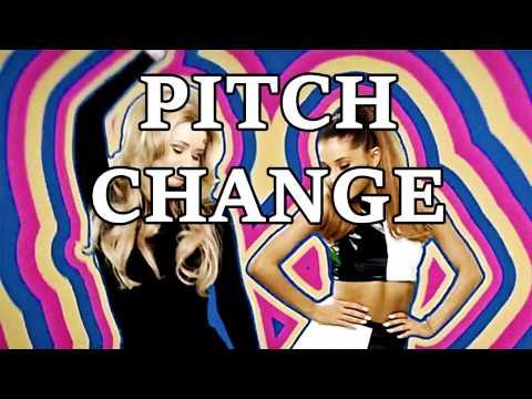 Ariana Grande - Problem (Pitch Change)