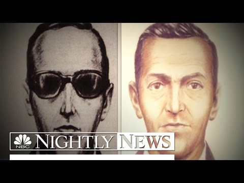 After 45 Years, FBI Gives Up on D.B. Cooper Jet Hijacking Mystery | NBC Nightly News