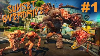 Flik Plays Sunset Overdrive PC | Part 1