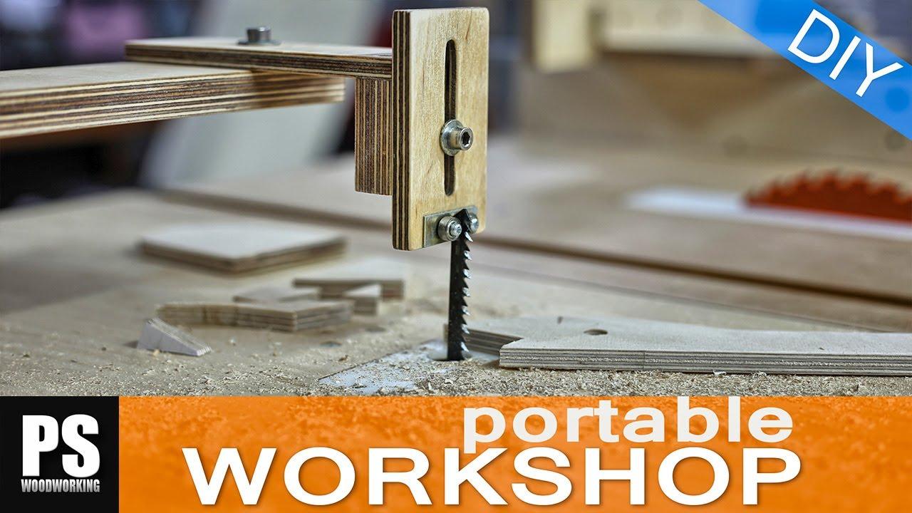 paoson portable workshop plans pdf
