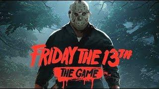 ジェイソン最期の戦い【 Friday the 13th: The Game 】#80