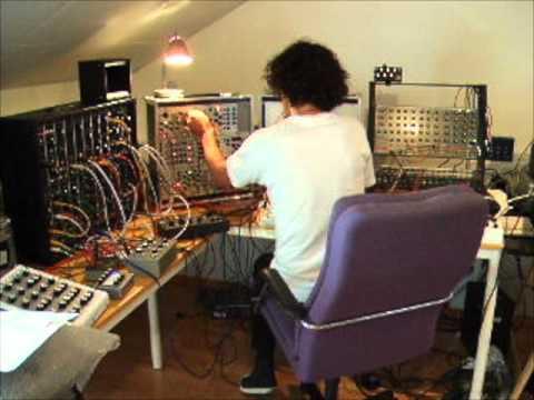 enema syringe live in studio cold sores 120812 analog modular synthesizer youtube. Black Bedroom Furniture Sets. Home Design Ideas