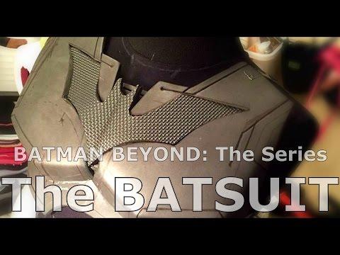 BBTS- Creating the Batsuit