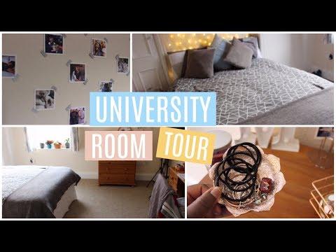 UNIVERSITY ROOM TOUR 2017   University of York
